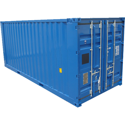 40' Dry Cargo Container